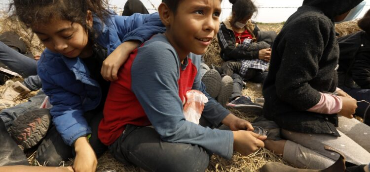 'How can I get him from there?' Young migrants stuck in Border Patrol backlog