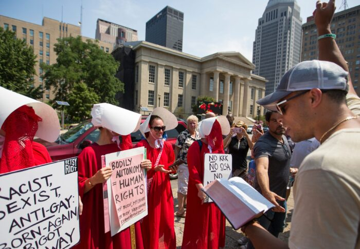 Republican-controlled states advance bills to limit abortion
